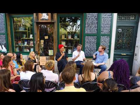 Feel Free: Nick Laird & Zadie Smith