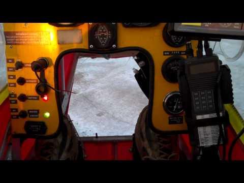 CGS Hawk Snow Flight, Jan 30th, 18 degrees out