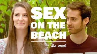 SEX ON THE BEACH !   w/ Emma CakeCup