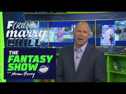 Friend, Marry, Chill: Dallas Cowboys edition | The Fantasy Show with Matthew Berry | ESPN