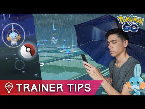 Download Youtube: (Incomplete Info) HOW WEATHER WORKS IN POKÉMON GO! - Pokémon GO Gen 3 Weather Update