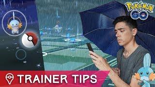 (Incomplete Info) HOW WEATHER WORKS IN POKÉMON GO! - Pokémon GO Gen 3 Weather Update