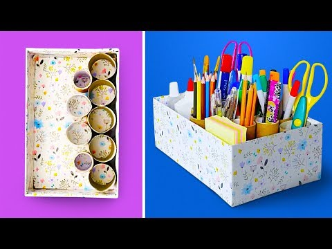 24 CARDBOARD BOXES IDEAS