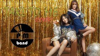 TALK TO ME ( Có Nên Dừng Lại ) Chi Pu - cover P.M Band
