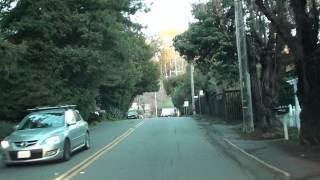США 158: На холмы Окленда спускались сумерки