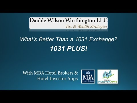 Webinar - Better Than a 1031 Exchange