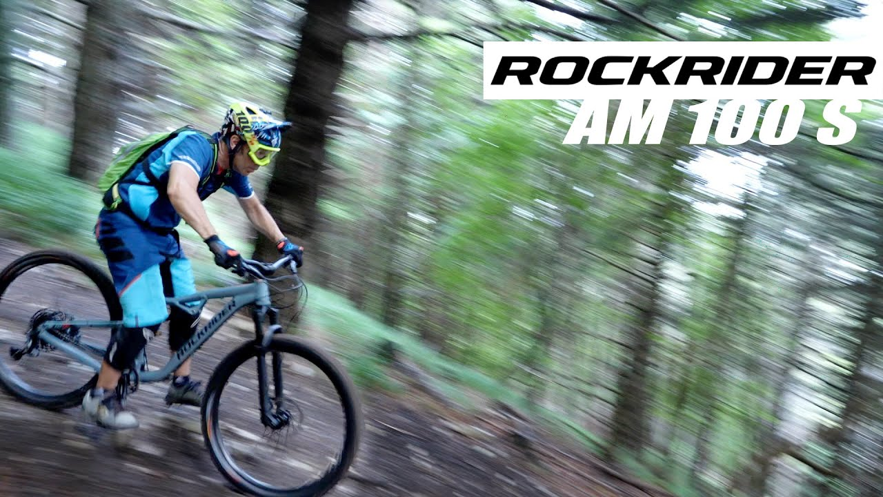 MTB ROCKRIDER AM 100 S TEST E RECENSIONE