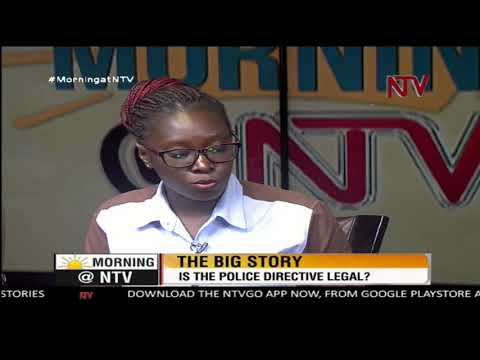 BIG STORY: Is the police directive on Age limit consultations legal?