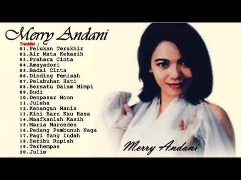 Merry Andani - Full Album | Tembang Kenangan | Lagu Dangdut Lawas Nostalgia 80an - 90an Terpopuler