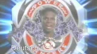 power rangers morph dubs multilanguage