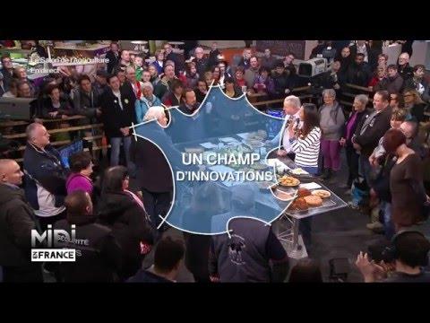 Midi en France au Salon de l'Agriculture - 29/02/16