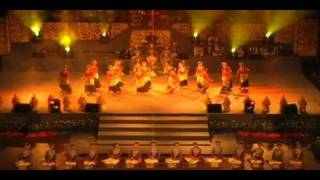 THE BEST MALAYSIAN FOLK DANCE LIFE PERFORMANCE EVER! (2)