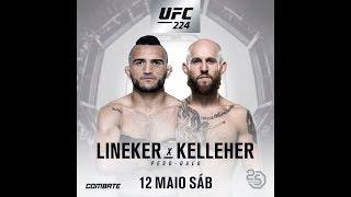 Brian Kelleher vs John Lineker Betting Odds Picks &  UFC 224 Preview