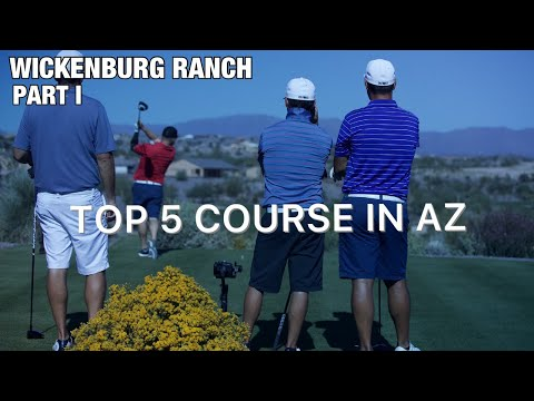 ONE OF ARIZONA'S FINEST GOLF COURSES!//WICKENBURG RANCH PART¹