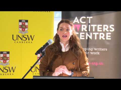 ACT Writer-in-Residence Media Announcement