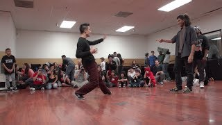 Bboy Vincanity vs. Animal [1vs1 Bboy Battle] The Recess