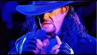WWE RAW Live Reactions & video  9/17/2018 - UNDERTAKER !