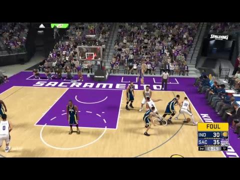 NBA 2k MyLeague Season 2: Pacers vs Kings