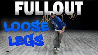 Loose Legs (House Dance Tutorials) Fullout | MihranTV (@MIHRANKSTUDIOS)