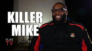 Killer Mike: My Grandmother Had a White Jesus Picture, Hid the Black Jesus One (Part 5)