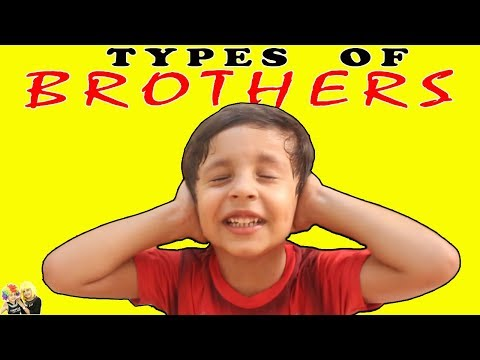 TYPES OF BROTHERS || Naughty Brother Pranks || Aayu and Pihu Show
