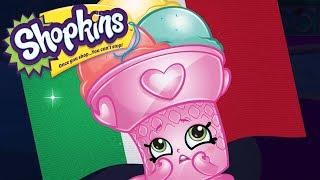 SHOPKINS Cartoon - ITALIAN ICECREAM | Cartoons For Children