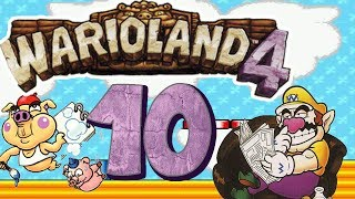 Let's Play Wario Land 4 Part 10: Domino Day!