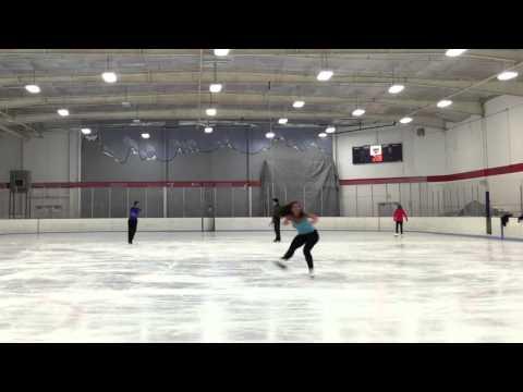 Adult Figure Skating: Road trip to California and Oregon - skating along the way