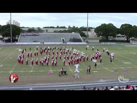IHS Marching Indians FBA 2016