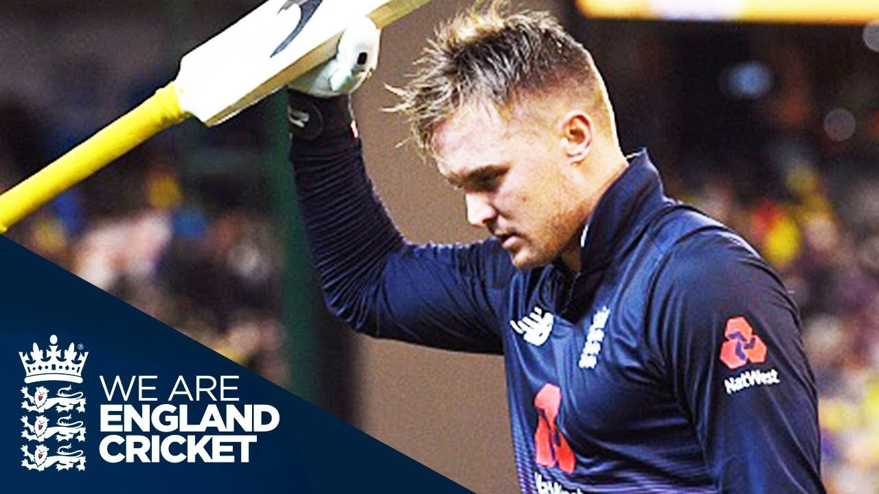 England's Highest Ever ODI Score: Roy Reflects On Historic 180 - Australia v England 1st ODI 2018