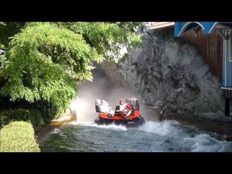 Europapark Alle Fahrgeschäfte / all rides (onride, offride)