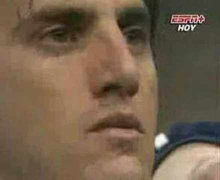 Hymne argentin (France - Argentine Cdm Rugby 2007)