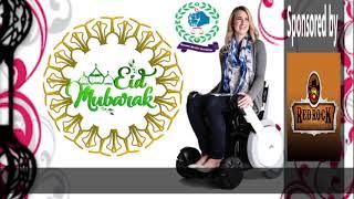 Eid Mubarik from Mansoor Qureshi Foundation