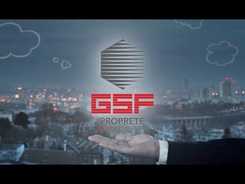 Le film Corporate du Groupe GSF