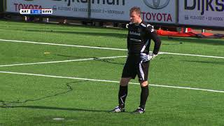 Samenvatting VV Katwijk - GVVV 2-0 (1-0) | VVKatwijkTV