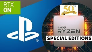 New PS5 with Zen 2 CPU, Navi GPU and Ray Tracing & Ryzen 7 2700X, RX590 Special Editions [in HINDI]