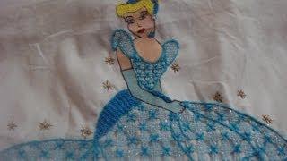 Bordado Fantasia Princesa