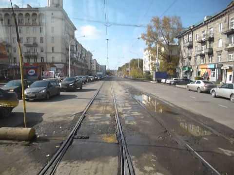 Новокузнецкий трамвай: маршрут №3