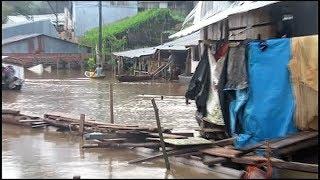 Bolivia y Perú sufren inundaciones luego del azote de fuertes lluvias