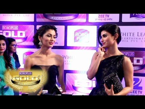 Zee Gold Awards 2016 | Karan Patel, Giaa Manek, Hina Khan, Karan Singh Grover & More Part -1