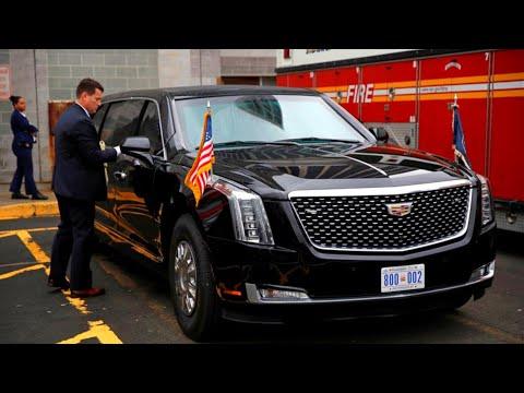 Donald Trump Car Collection & Private Jet