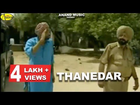 Thanedar || New Comedy Punjabi Movie 2015 Anand Music