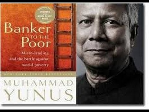 Proudly Made in Africa: Muhammad Yunus - Banker to the Poor