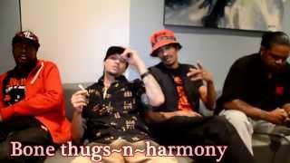 Bone Thugs N Harmony Give A Shoutout to Vanstadam