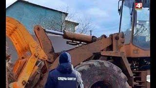 Смертельное ДТП: трактор наехал на женщину. 14.02.2020