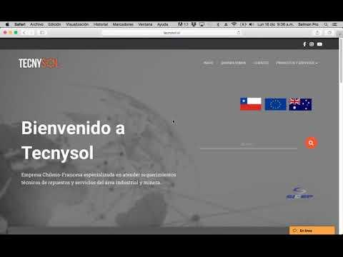 Web Tecnysol