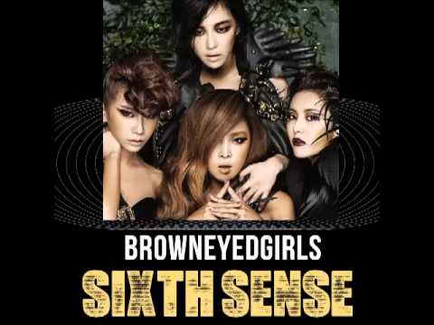 Brown Eyed Girls - Sixth Sense [FULL ALBUM]