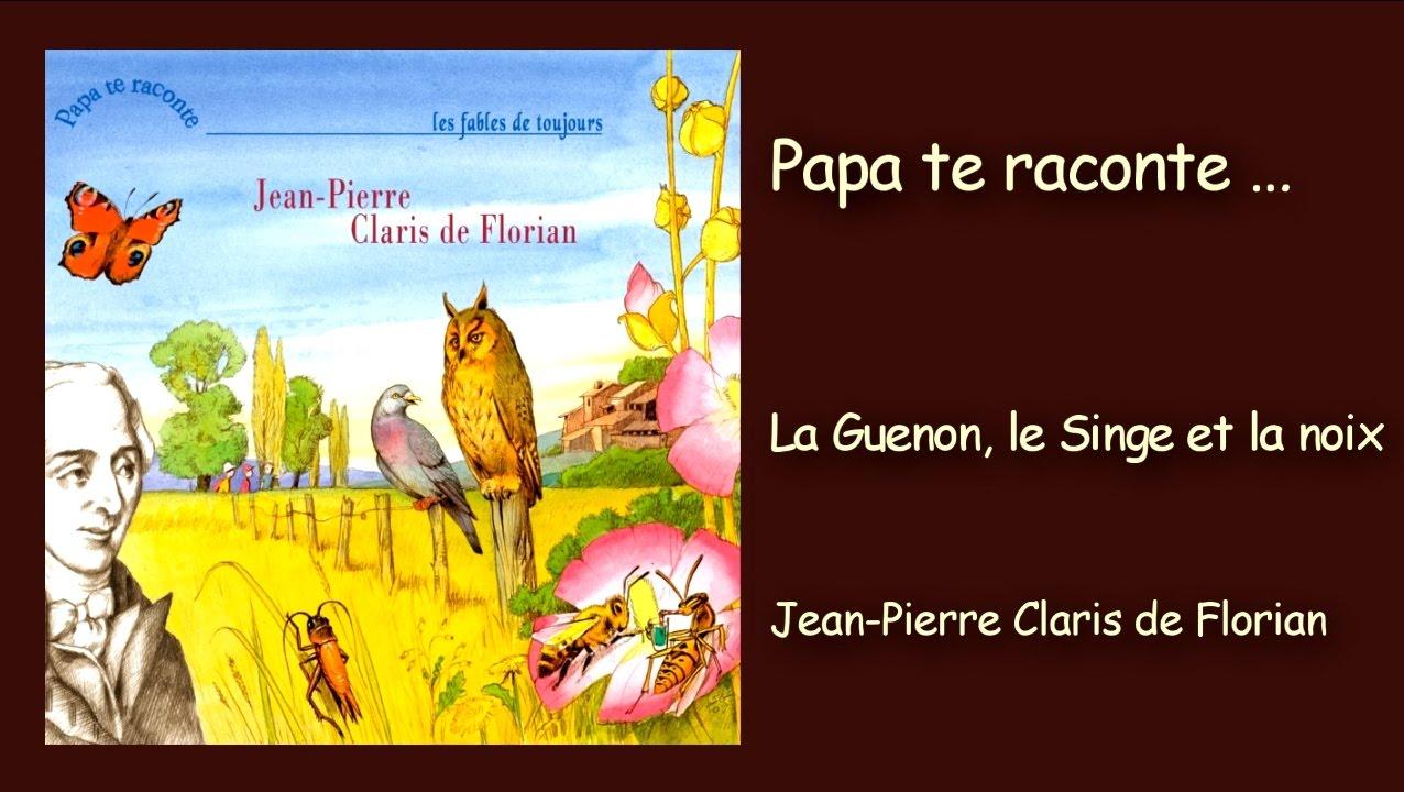 Jean pierre claris de florian la guenon le singe et la - Dessin guenon ...