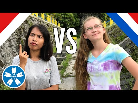 10 Perbedaan Budaya INDONESIA Vs Budaya AMERIKA SERIKAT