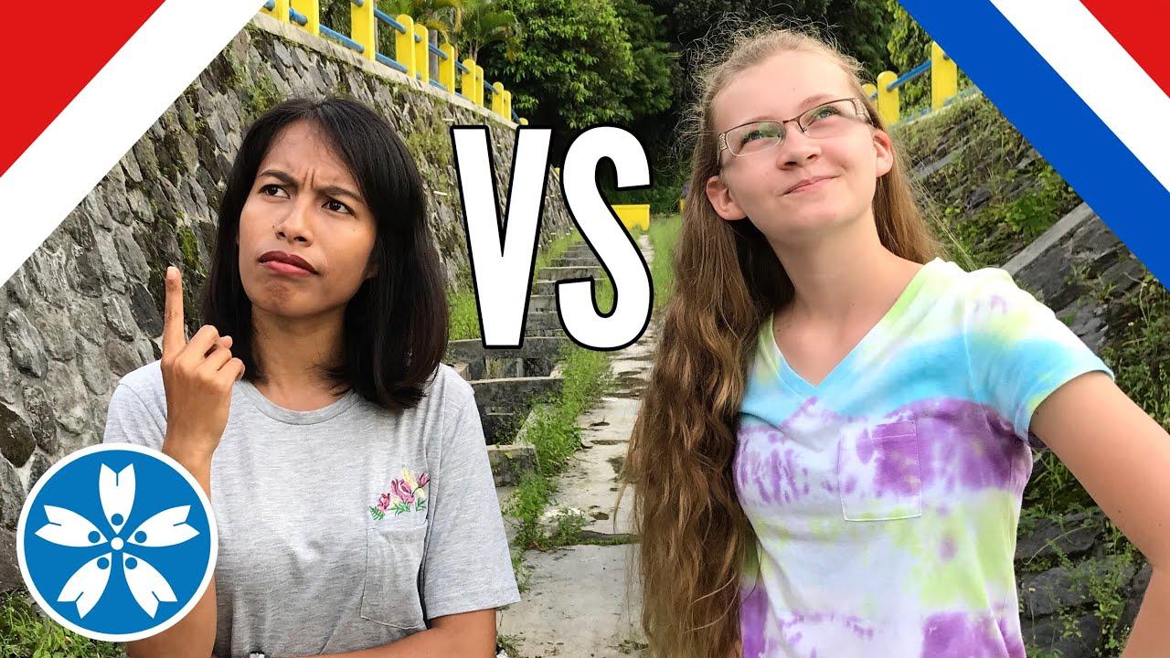 10 Perbedaan Budaya INDONESIA vs Budaya AMERIKA SERIKAT  YouTube